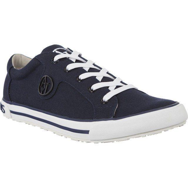 Polbuty Damskie Armanijeans Czarne Armani Jeans Woven Sneaker 7p614 00035 Sneakers Sketchers Sneakers Armani Jeans