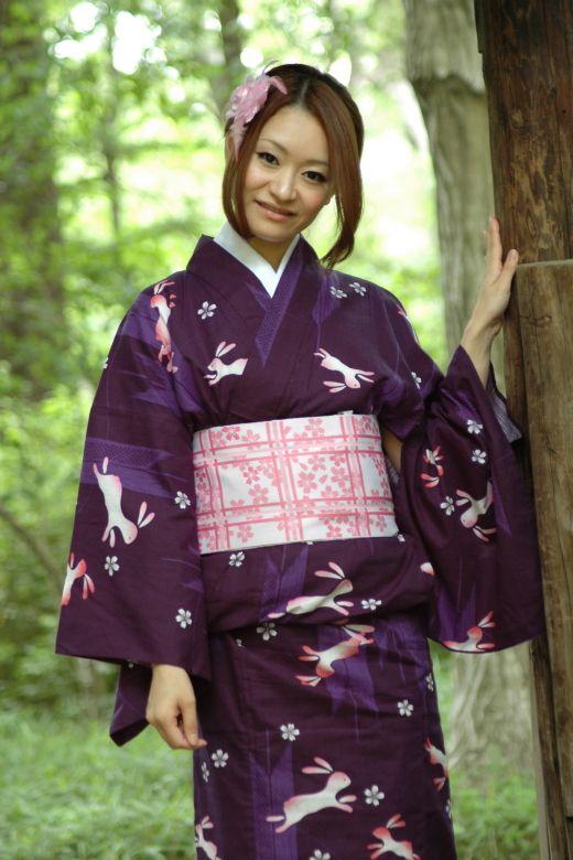 My dream yukata!!  Yukata kimono Market sakura / Yukata kimono for women