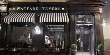 Wayfare Tavern: This classic SF hotspot is perfect for quality American food, a great cocktail, and a Barbary Coast feel