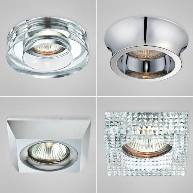 Decorative Recessed Lighting Rcb