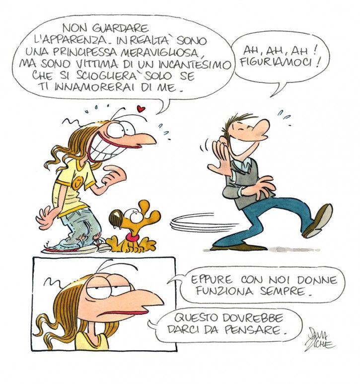 Vignetta Lucrezia dm12 favole Silvia Ziche