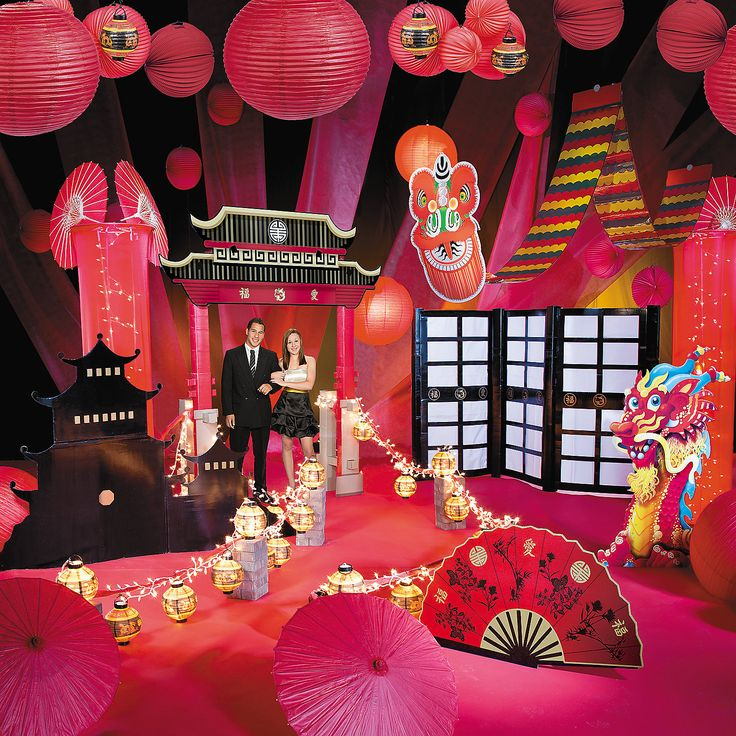 A night in the orient grand event party orientaltrading for Decor express