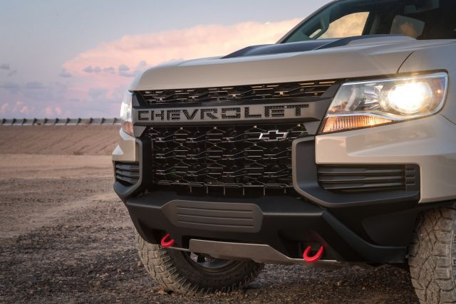 2021 Chevy Colorado Redesign New Engine Introduced Chevrolet