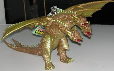 Godzilla 747: King Ghidorah,Mint,1998 Bandai,G14 Tag,17 Long,Toho Kaiju,Godzilla,2 Left. -> BUY IT NOW ONLY: $49.99 on eBay!