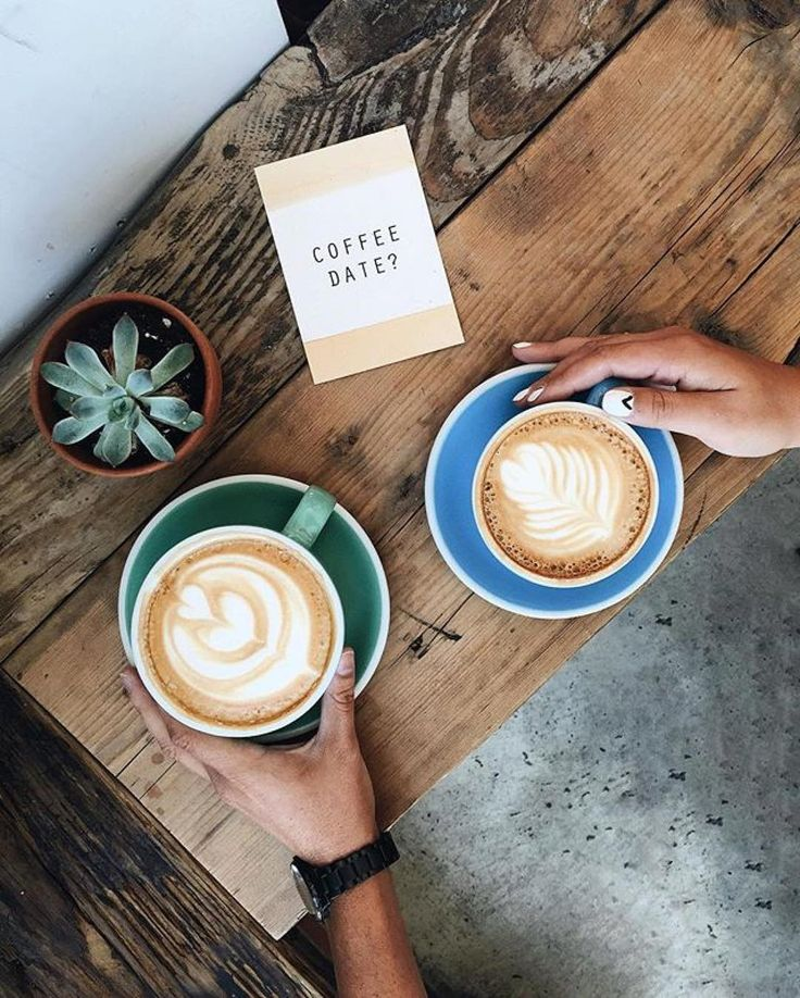 There is nothing better than a coffee date with your best friend.  So don't wait too long! Grab the phone and call him/her! : @diannnnneee #GetCoffeeBeHappy