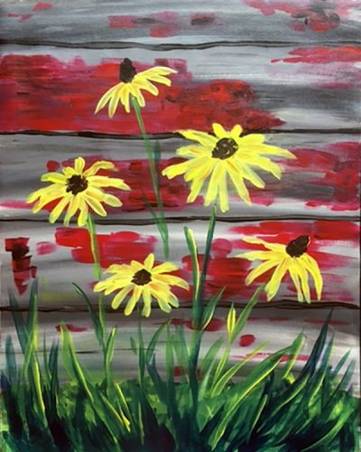 Hey! Check out Barnyard Susans at Concetta's Italian Restaurant (30) - Paint Nite Event