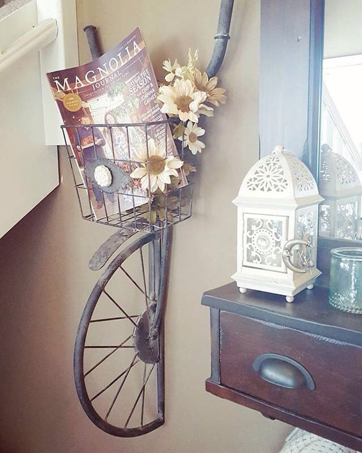 best 25+ vintage bike decor ideas on pinterest | vintage bikes