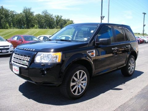 2008 land rover LR2, named Chauncy.