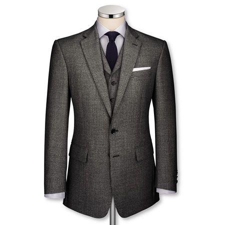 Charles Tyrwhitt suitGq Style, Charles Tyrwhitt, Tyrwhitt Suits, Fit Suits,  Suits Of Clothing, Men Fashion, Men Black, Men Tailored, Menswear Formal