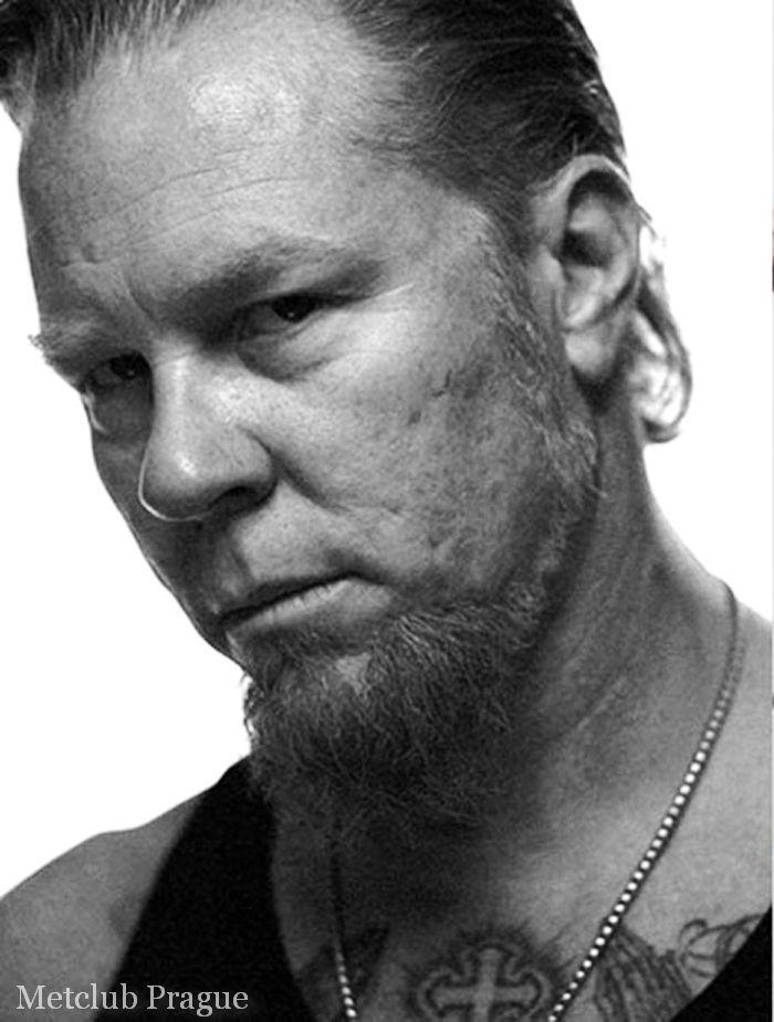Metallica- James Hetfield  2008