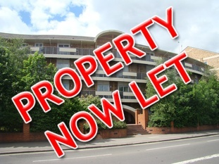 Two bedroom apartment, Branagh Court, Reading. Let within 2 weeks of advertising.