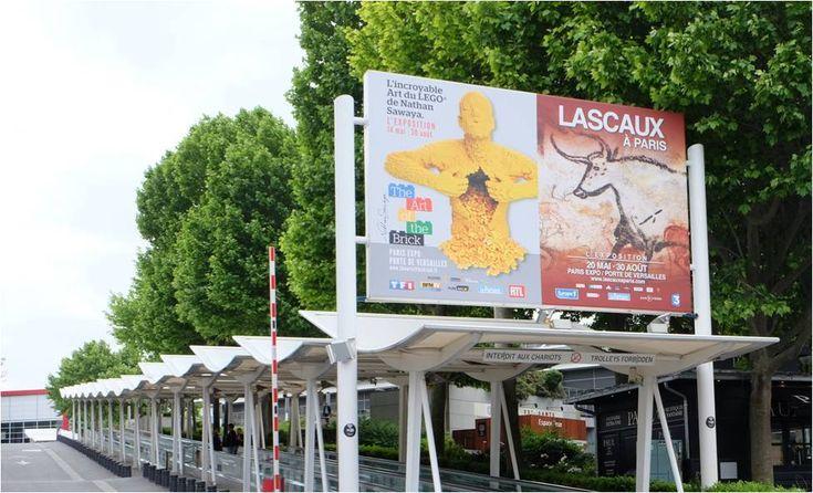 The Art of the Brick, l'expo LEGO à Paris !