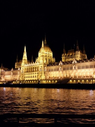Hungarian Parliament, Budapest