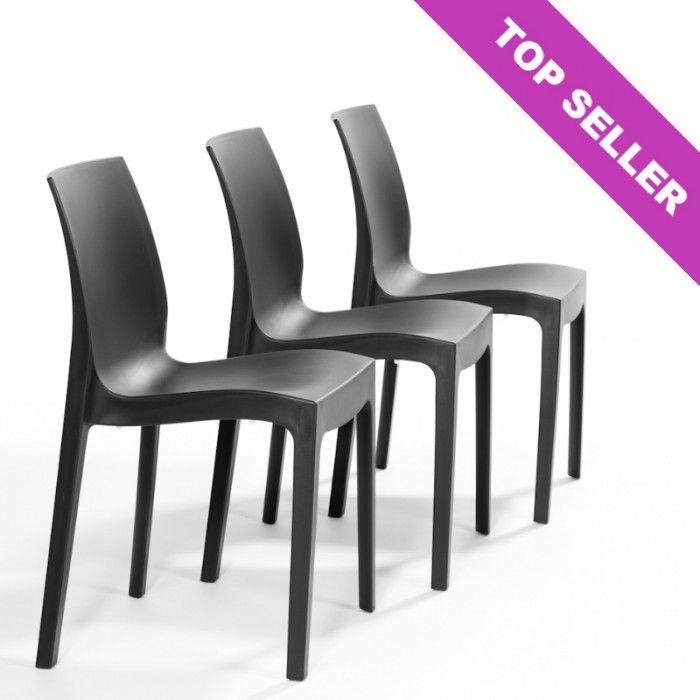 Eenvoudige stoel, italiaans design voor een lage prijs