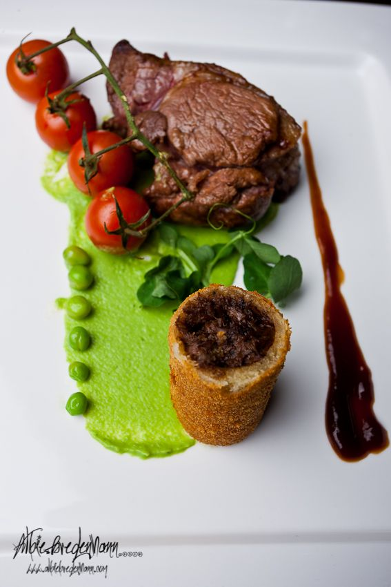BBQ lamb rump, Photography by Albie Bredehann