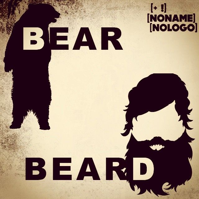 To B or not to D...Bear or Beard??? #nonamenologo #marketing #webmarketing #neuromarketing #comunicazione #eventi #fano #bear #beard