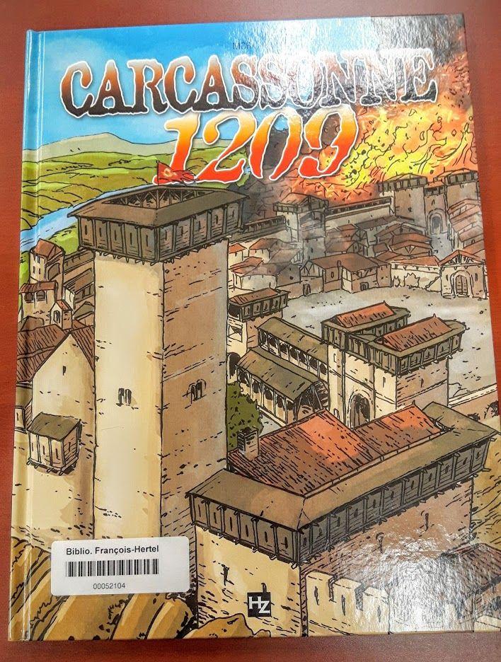 Carcassonne 1209 (BD Car)