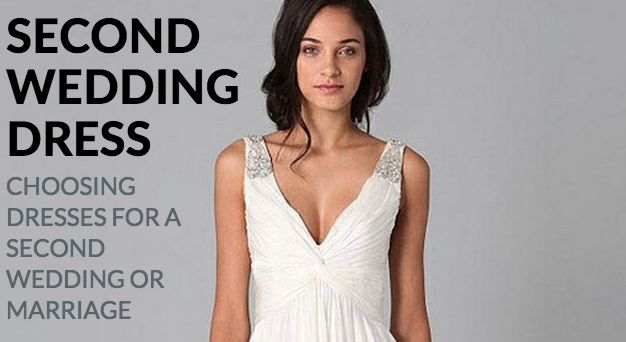 Advice for choosing dresses for a Second Wedding or Marriage. Find casual and informal second wedding dresses and all the advice you could ever need.