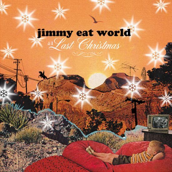 Xmas songs no. 9: Jimmy Eat World  Last Christmas