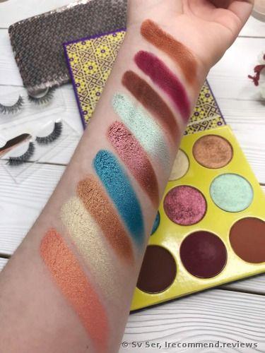 The Saharan II Eyeshadow Palette by Juvia's Place #8