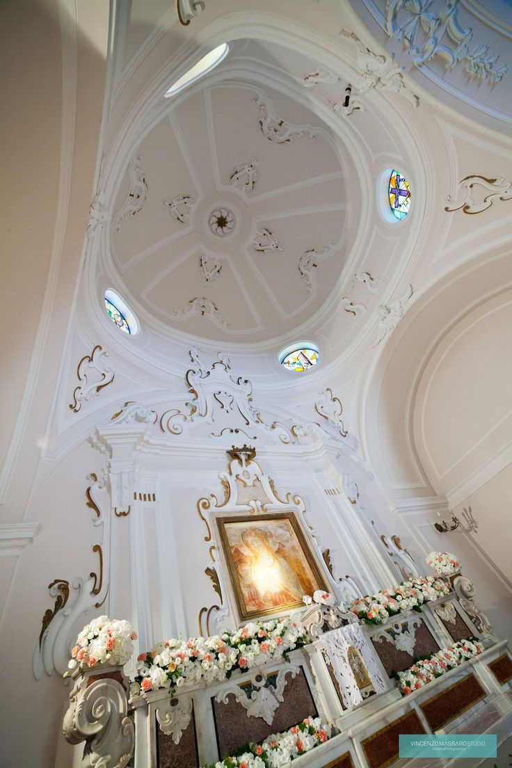 Apulian church by Michela & Michela www.italianweddingcompany.com