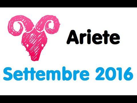 Ariete Settembre 2016