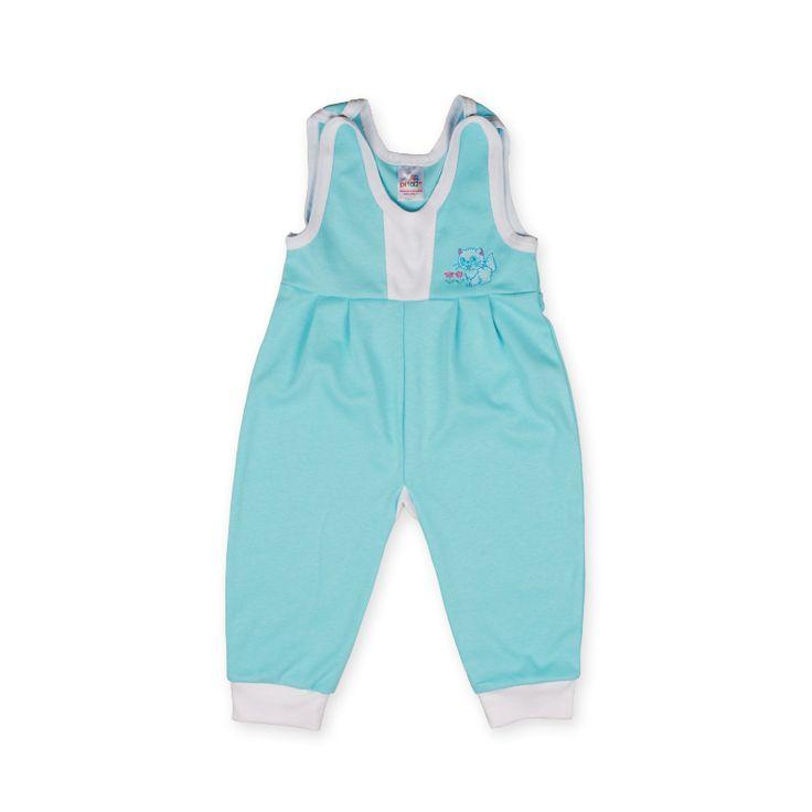 Salopeta subţire din bumbac poate fi folosită în atâtea moduri! Cu un tricou subţire poate fi folosită vara, iar cu o bluză mai groasă este perfectă şi pentru toamnă sau primăvară. Oricum alegeţi să o poarte, bebe va rămâne protejat şi cu spatele acoperit oricât de mult s-ar mişca. În culori vesele şi delicate, salopeta model 29 este o piesă de bază în garderoba unui bebeluş.