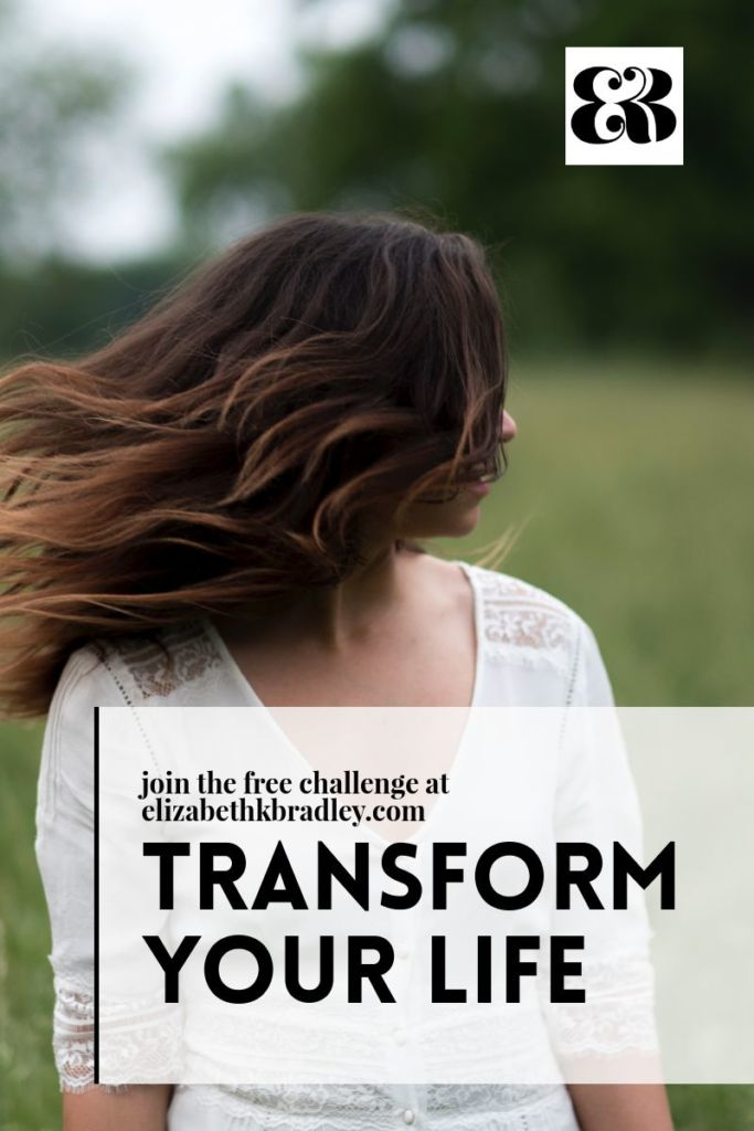 Craving change? Join our month-long Transform Your Life challenge to get the tips, motivation, and resources you need to start goal-getting!