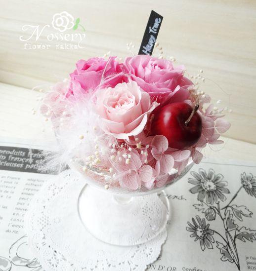 プリザーブドフラワー flower