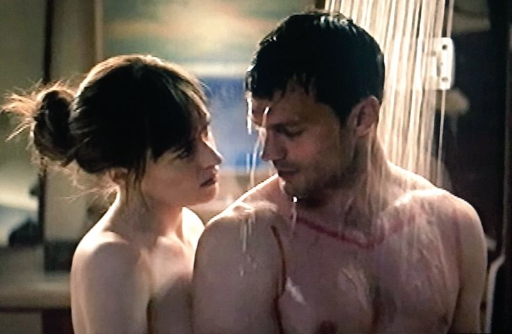 Meet Fifty Shades #fiftyshadesdarker #christiangrey #fanfiction
