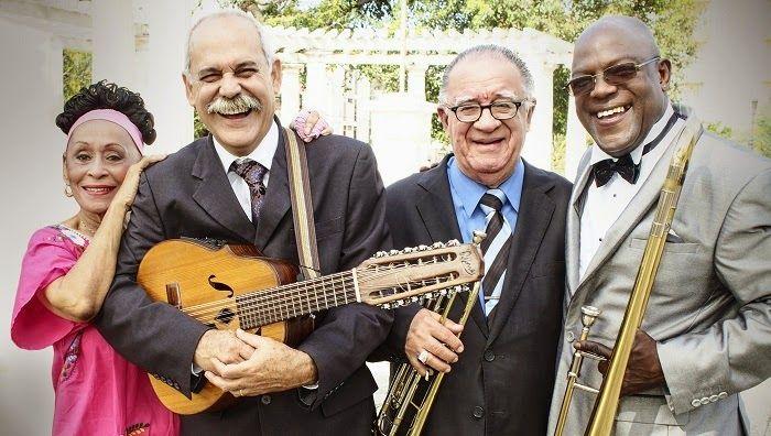 Σκέψεις: Η τελευταία περιοδεία της Orquesta Buena Vista Soc...