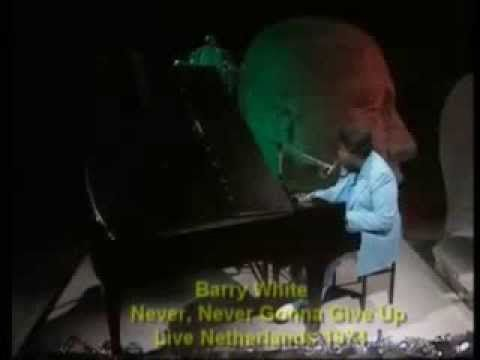Barry White Never Never Gonna Give You Up Legendas Pt