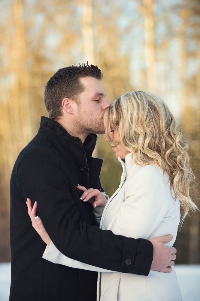 Gorgeous early spring light to celebrate their engagement.