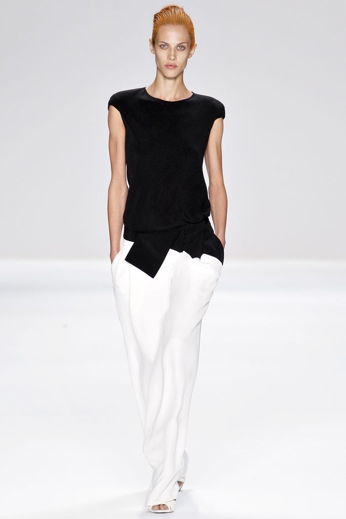 Narciso Rodriguez Spring 2012 Ready-to-Wear Collection Slideshow on Style.com