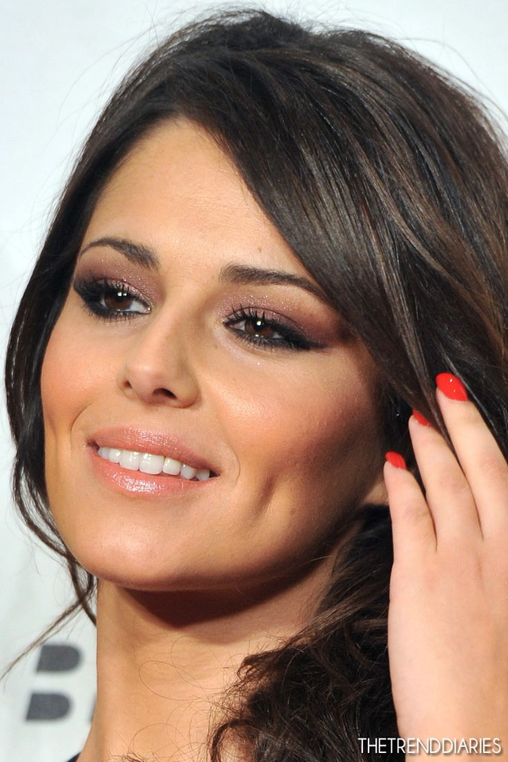 J Cole Eyebrows Cheryl cole close up |...