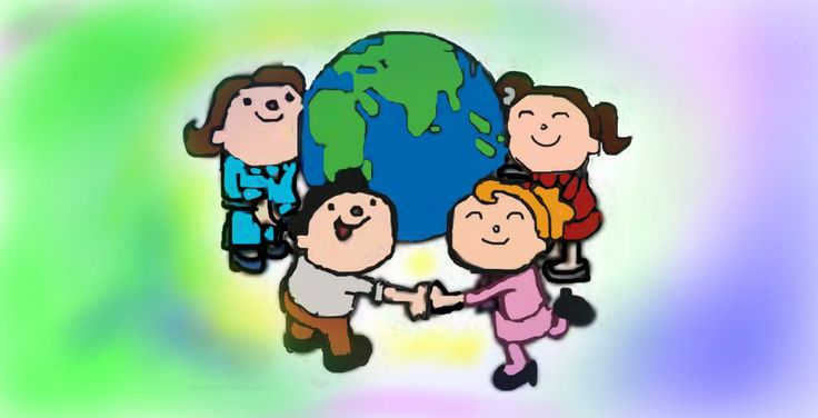 Although we are live in different countries, but we live in the same earth, so protect the earth's environment, everyone has duty
