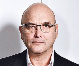 Gregg Wallace from Master chef UK is on our list...