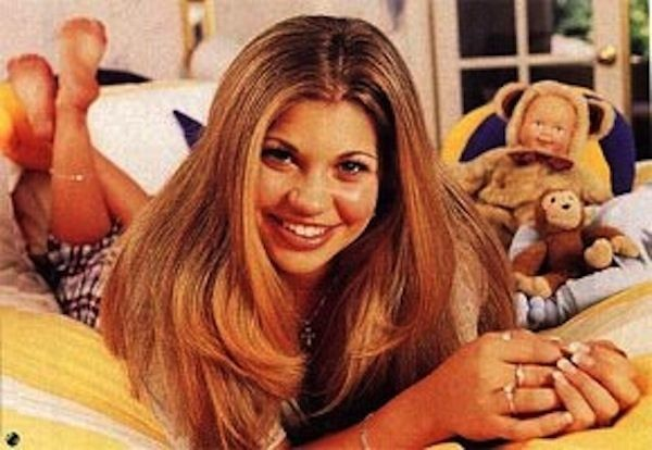 AND LOOK AT THAT PERFECT MIDDLE PART! | Topanga Lawrences LegendaryHair