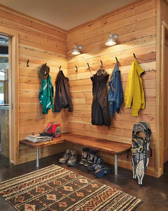 45 best images about cedar mudroom on pinterest for Cedar planks for interior walls