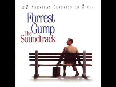 Forrest Gump Soundtrack. This is one of the most beautiful an stunning soundtracks ever! (aside from LOTR)