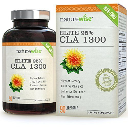 What is CLA? Conjugated linoleic acid (CLA) is a unique fatty acid that has become popular due to its potential ability to reduce body fat and increase lean muscle mass when coupled with exercise.* CLA is obtained from safflower oil, which has the highest concentration of linoleic acid available... more details at http://supplements.occupationalhealthandsafetyprofessionals.com/weight-loss/appetite-control-suppressants/product-review-for-naturewise-elite-95-cla-1300mg-maximum-