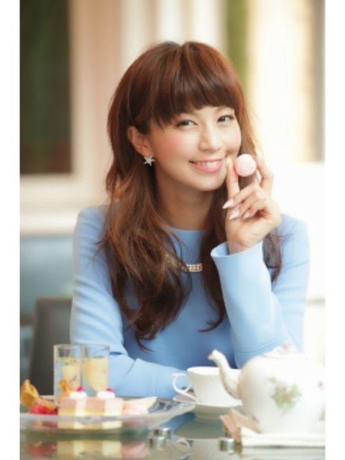 重めの長さもスタイリングでおしゃれ上手♡安田美沙子さんの髪型一覧です♡