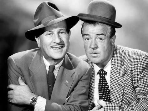 abbott e costello | The Abbott and Costello Show, From Left: Bud Abbott, Lou Costello ...