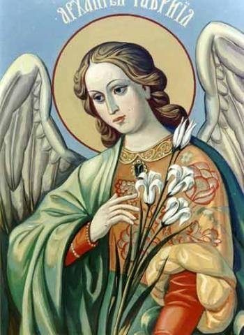 Reiki Angelico :: Angelology: alquímico: Angel of Light Center. ::SAN GABRIEL ARCANGEL