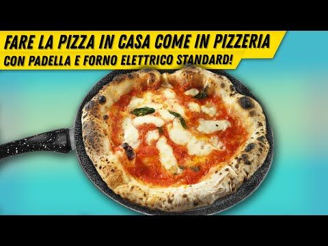 Come Fare La Pizza Napoletana Nel Forno Di Casa Come In Pizzeria