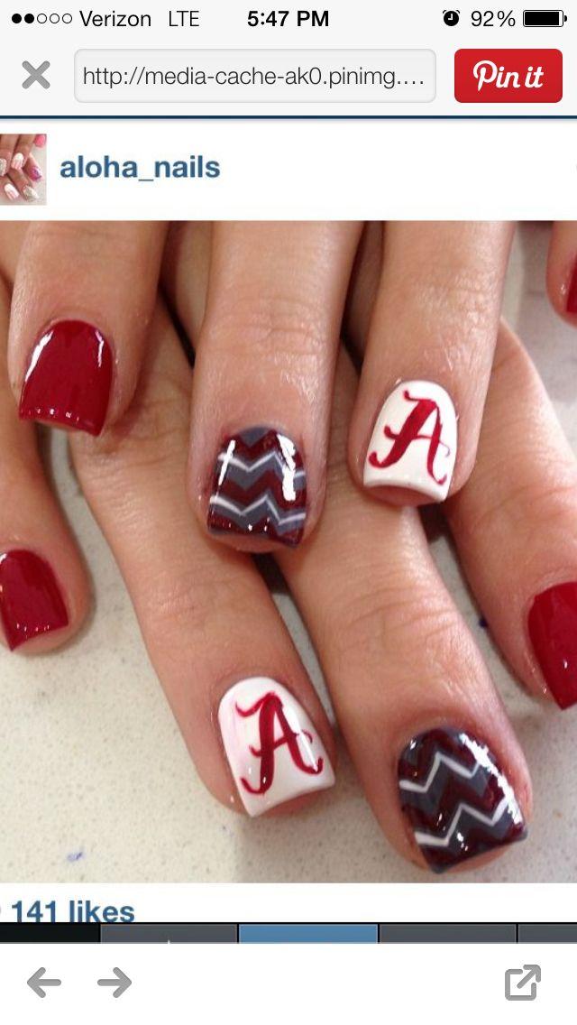 bama nails
