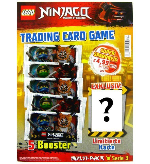 Lego Ninjago Serie 5 Sammelkarten Kaufen Ninjago Trading Cards Ninjago Lego Cards