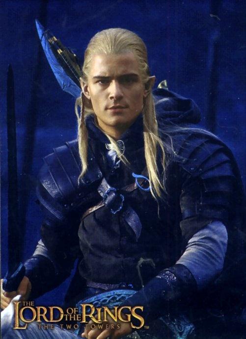Legolas... whattahunk!                                                                                                                                                     Mehr