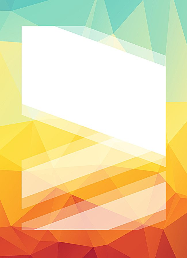 colorful geometric gradient business background vector in ...