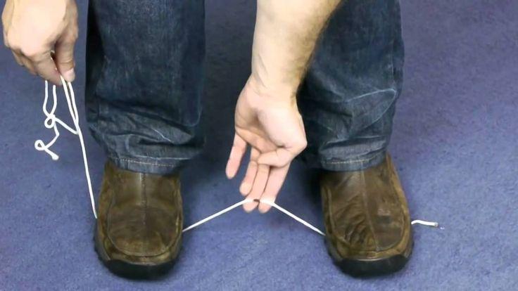 Как разрезать верёвку без ножа - видео инструкция бесплатно